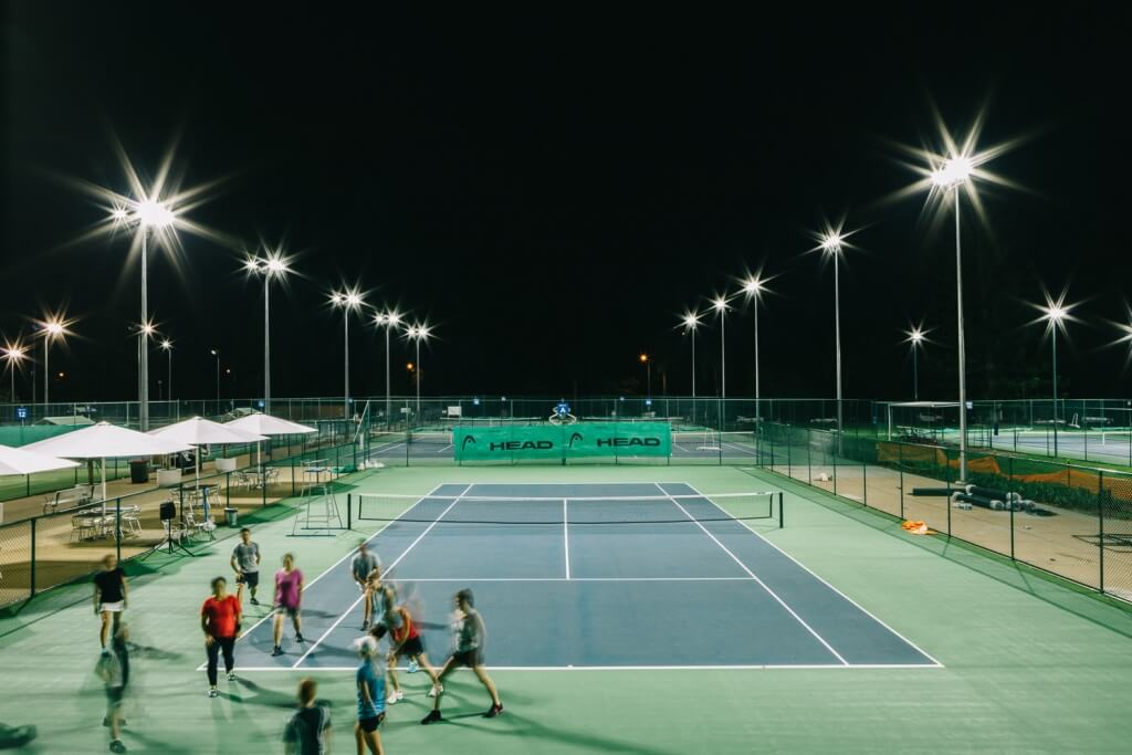 sports light