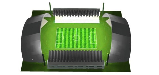 LED football lights